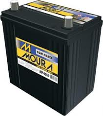 BATERIA AUTOMOTIVA MOURA 40AH M40SD